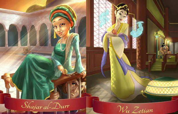 Jason Porath ve Onun Çağdaş Animasyon Tarzındaki 19 Dışlanmış Prenses İllüstrasyonu