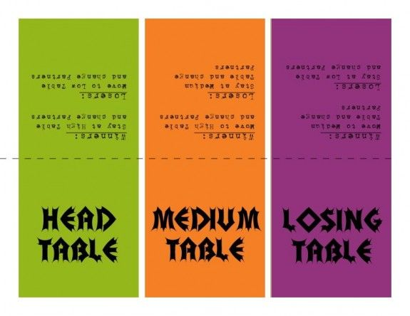 bunco table signs and directions | HalloweenBunco3 575x444 Halloween Bunco Printables