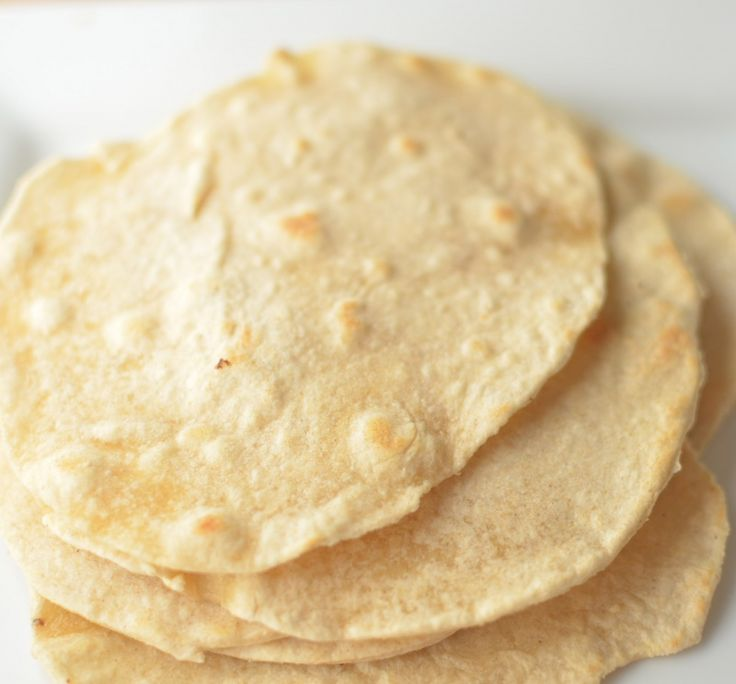 Homemade Whole Wheat Tortillas with Holiday Breakfast Burrito | Recipes