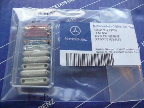 Genuine Mercedes Spare Fuse Box W100 W107 W109 W111 W112