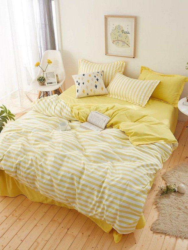 Room Ideas Tumblr Aesthetic Yellow 31 Www Tasisatap Com Yellow Bedroom Decor Yellow Bedroom Yellow Room Decor