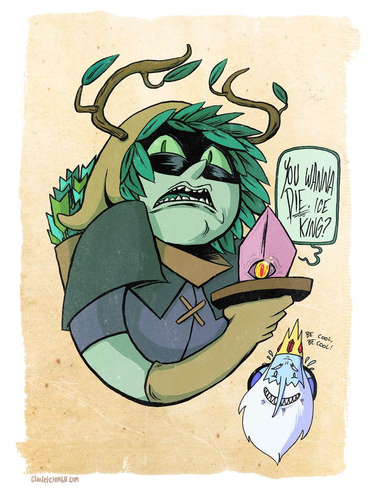 Huntress Wizard by claudetc