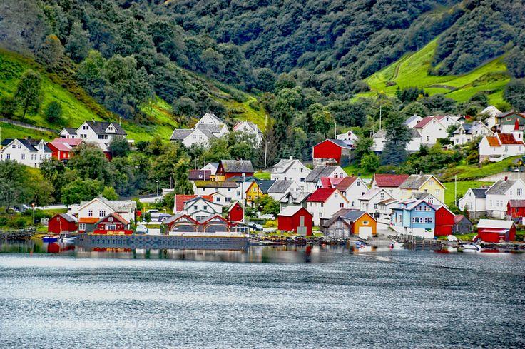 Bergen - Noruega - Un paraiso terrenal by AntonioAlvarezBenito via http://ift.tt/29mBHrG