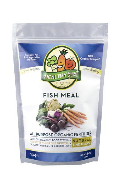 Healthy plant fish meal all purpose organic fertilizer for Organic fish food