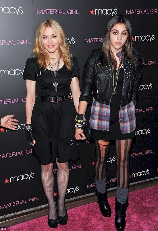 Madonna's Kids Are Rebelling Against Their Mom, And Every Teen Understands Why. - http://www.lifebuzz.com/madonnas-kids/