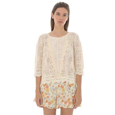 Pimkie.it : Straordinariamente femminile, la blusa in pizzo si impone nel nostro guardaroba estivo.
