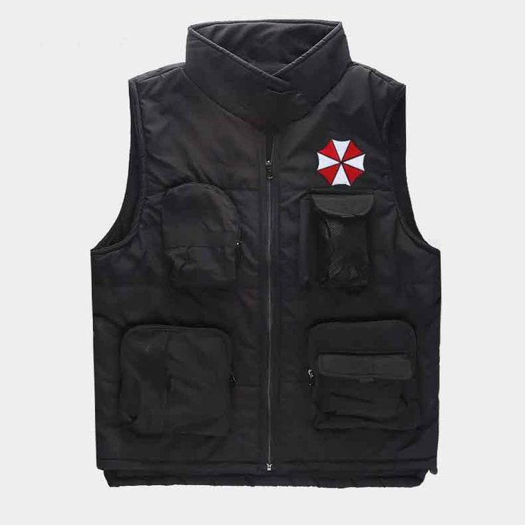 Wallmart.win New winter Warm Resident Evil Jacket hoodie Anime Men outdoors Jacket Thicken cotton Coat: Vendor: Wallmart Type: Hoodies &…