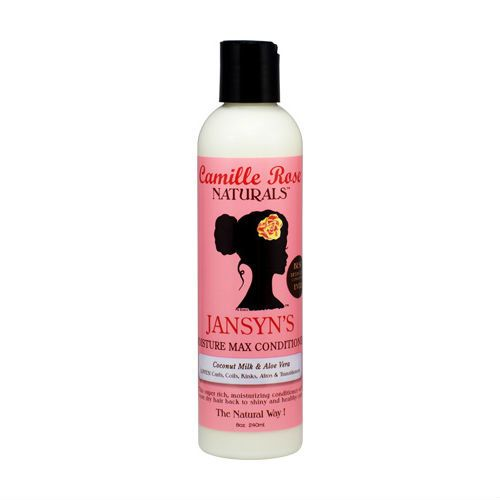 Camille Rose Naturals Jansyn's Moisture Max Conditioner (8 oz.)