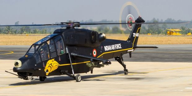 Third prototype indian lch td 3 light combat helicopter for Combat portent 31 19