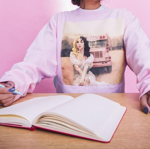 K 12 Vibes Melanie Martinez School Bus Girls Sweatshirt Melanie Martinez Outfits Melanie Martinez Merch Melanie Martinez Shirt