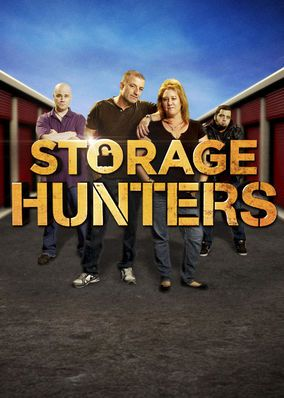Storage Hunters (2011) - Brandon and Lori Bernier try to outsmart their rivals as they bid on the contents of abandoned storage lockers that could house some hidden treasures.