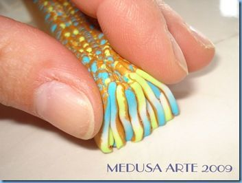 a bunch of good polymer clay tutorials: Photo Tutorial, Polyclay, Poly Clay, Polymer Clay, Clay Tutorials, Jewelry Clay, Clay Canes, Clay Art, Photos Tutorials