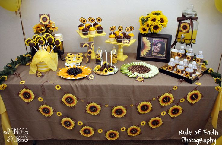 Google Image Result for http://renees-soirees.com/wp-content/uploads/2011/10/sunflower-dessert-table-by-1.jpg