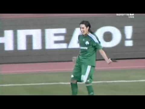 Sebastian Leto in panathinaikos (2009-2012)