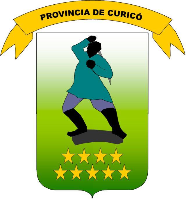 Escudo de la Provincia de Curicó
