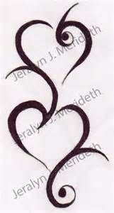 25+ best ideas about Tribal Heart Tattoos on Pinterest ...
