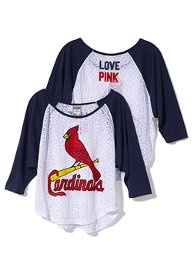 St. Louis Cardinals Baseball Hoodie - Victoria's Secret Pink® - Victoria's Secret. and my favorite i am waiting on :)