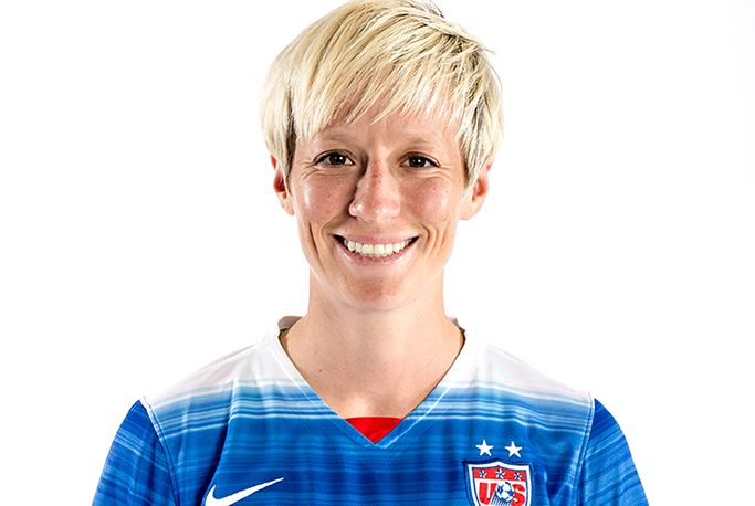 Megan Rapinoe 2015 FIFA Women's World Cup - U.S. Soccer