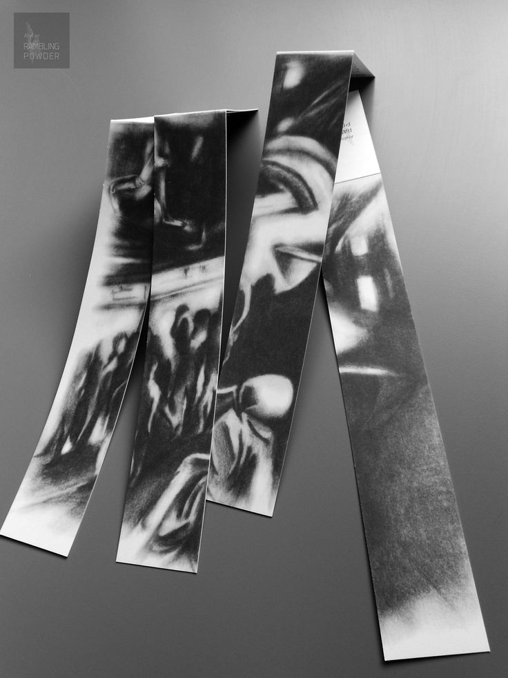 Eyes Rolled Widly_Bookmarks influenced by the writer Edgar Allan Poe.#artprint, #black and white, #edgar allan poe,  #caspar david friedrich, #romanticism, #expressionism, #drawing, #abstract, #architecture, #illustration, #space, #the wall, #rambling powder, #poster, #artwork, #pencil drawing,  #illustration art, #bookmark, #crowd