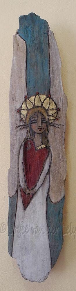 Driftwood Angel - Big Love