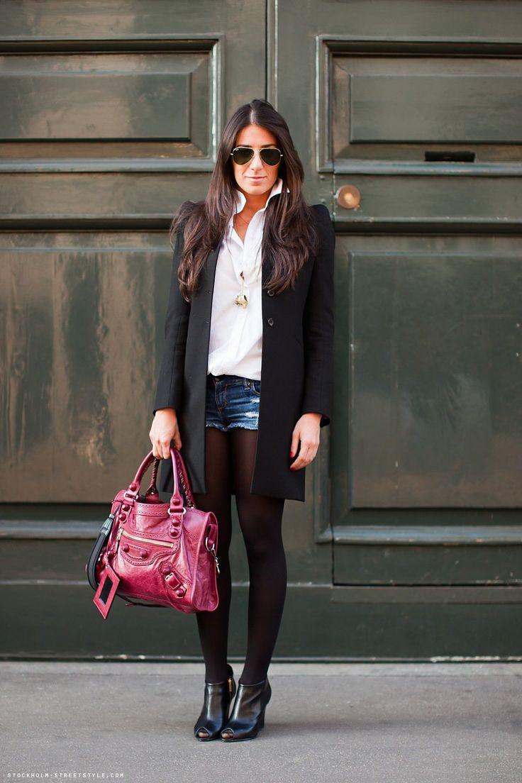 …porque uma só peça ou acessório em tom de rosa pode 'acender' um look!