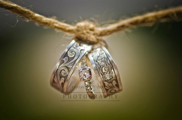 Western Wedding Ring  #western wedding #ideas … Wedding ideas for brides, grooms, parents & planners https://itunes.apple.com/us/app/the-gold-wedding-planner/id498112599?ls=1=8 … plus how to organise an entire wedding, without overspending. http://pinterest.com/groomsandbrides/boards/ ♥ The Gold Wedding Planner iPhone #App ♥ For more boards #wedding #ceremony #reception #rustic #country #bride #bridesmaids #groom #invitations #bouquets #western #tables #cake #favors #white