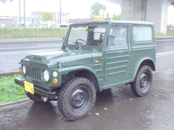Haha.. LJ80 :) Would love to have one in this condition