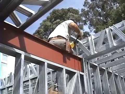 Steel Frame em 3 minutos: construção de residência em Alphaville