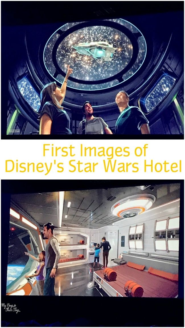 A Disney Star Wars Hotel is Coming + More #D23Expo Parks News