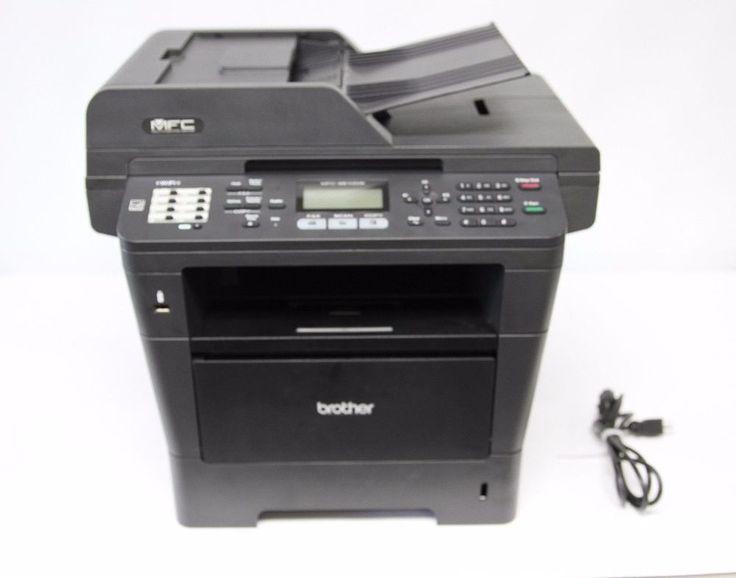 Brother MFC-8810DW Laser Printer Scanner Copy - Wi-Fi #Brother