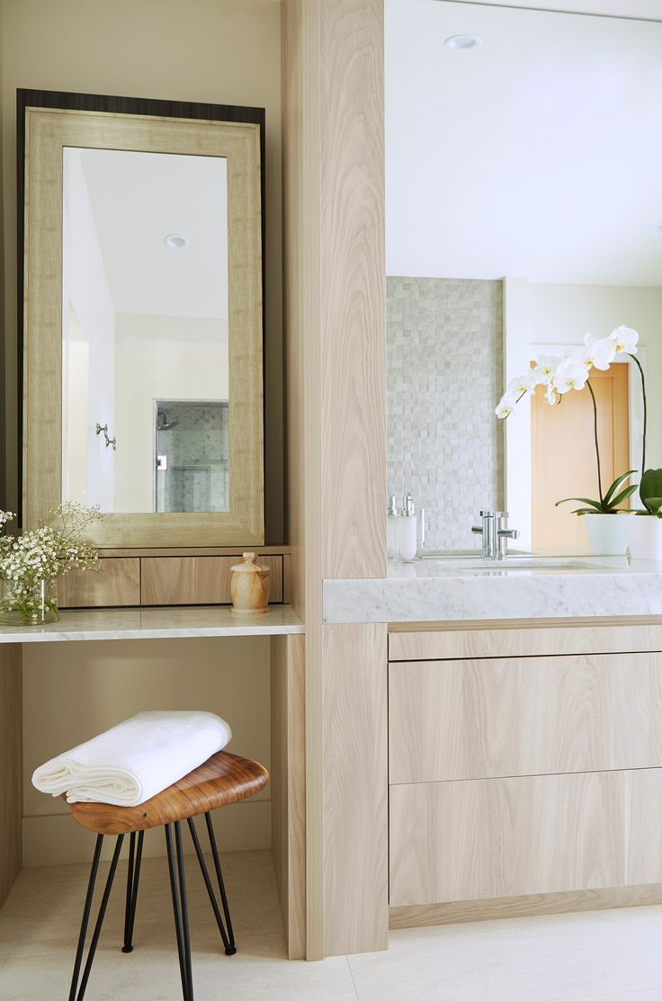Hollywood hills master bathroom design project the design - Understated Luxury In Los Angeles Rue Modern Bathroommaster