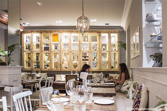 La Jefa (Madrid) es un restaurante donde comer rápido, sano y sabroso en Castellana. Influencias asiáticas y sobre todo caribeñas y canarias son la carta de presentación de este restaurante cerca de Recoletos.