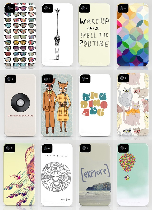 iPhone cases: the giraffe one please?