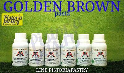 Pistoria Pastry Supplies & Kitchen: Golden Brown Pasta - starting from Rp 17.000