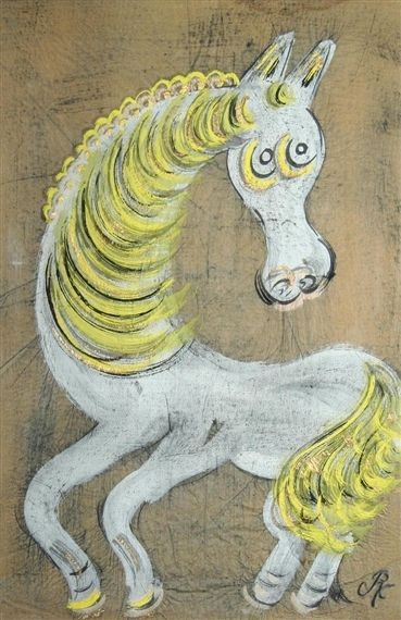 Chucho Reyes, Horse