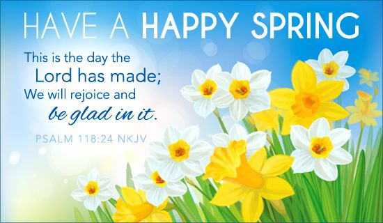 Free Have A Happy Spring eCard eMail Free Personalized
