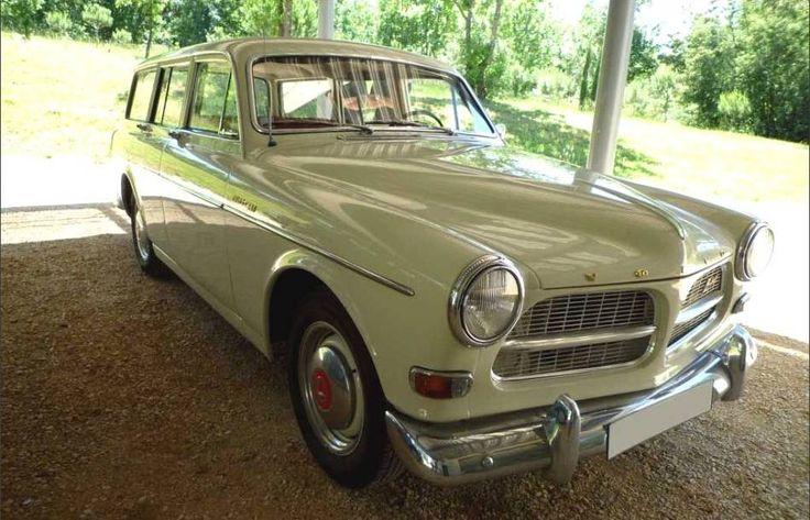 1963 Volvo 221 B18