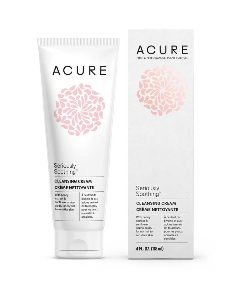 Acure Organics Seriously Soothing Sensitive Facial