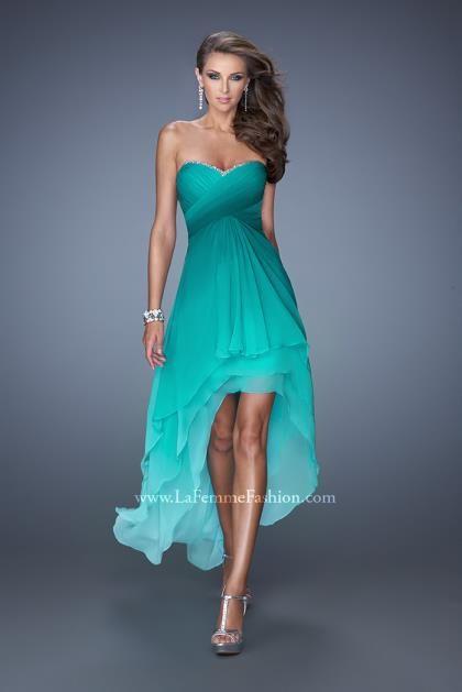 La Femme 19467 at Prom Dress Shop - PromDressShop.com @ PromDressShop.com #prom #promdresses #prom2014 #dresses