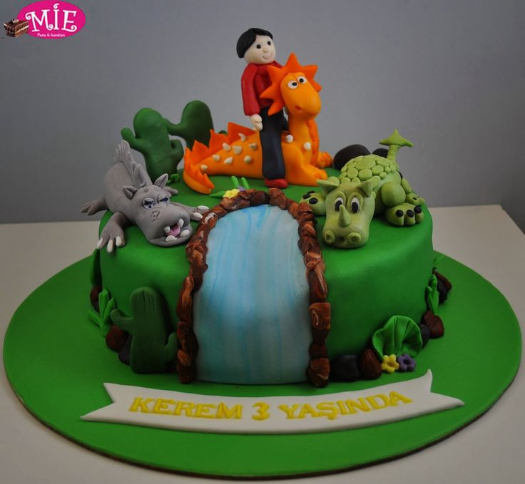 Dinazorlu pasta Doğum Günü Pastalarımıza Göz Attınız mı ?