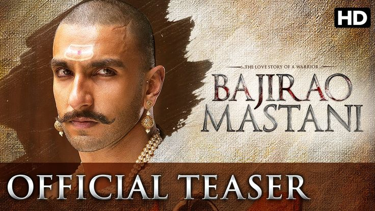 Bajirao Mastani (2015) Full Movie Download Free HD, DVDRip, 720P, 1080P, Bluray, Watch Online Megashare, Putlocker, Viooz, Alluc Film.
