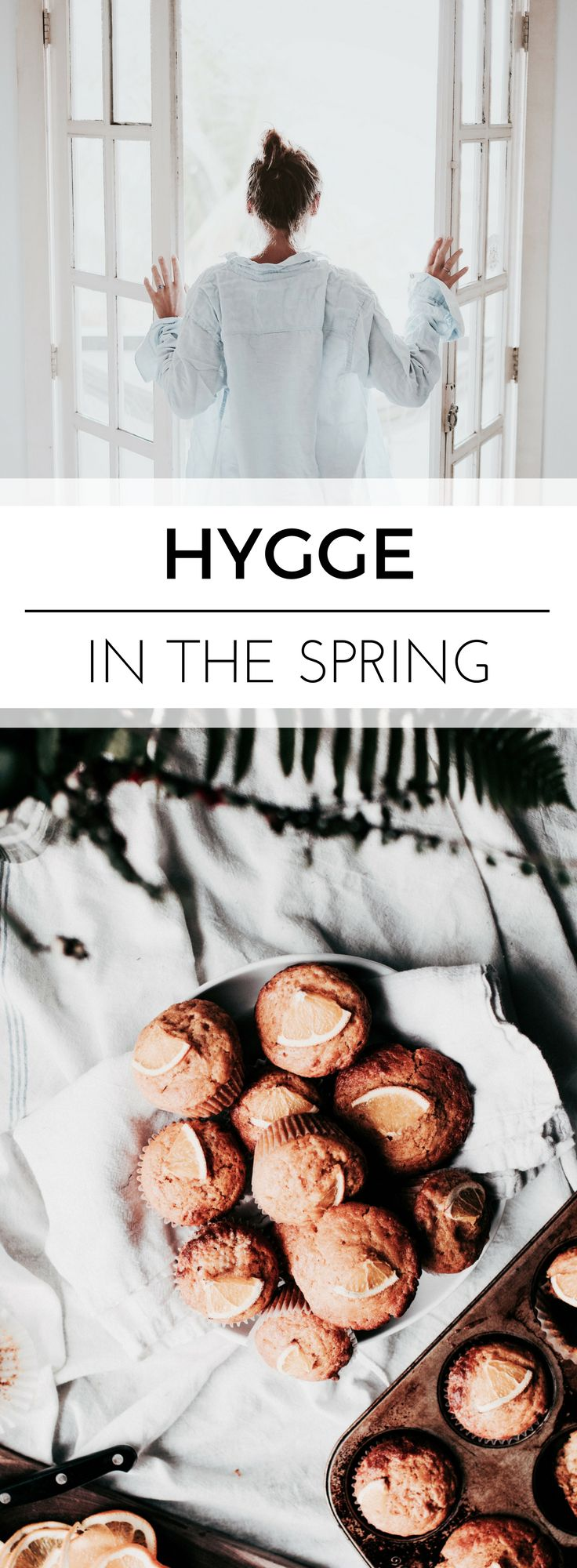 Hygge in the Spring :: Tips to keep hygge present in your home during the warmer months!