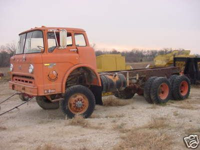Photo: 4eca 1 | Ford C -series