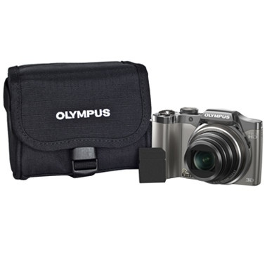 The best travel companion is this Olympus SZ-30MR 16MP Digital Camera with 24X Optical Zoom #ilovetoshop