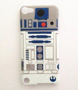 R2D2 Robot Design ipod case