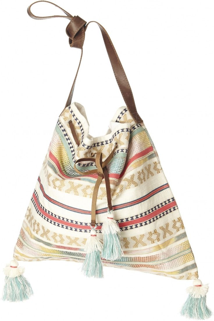 ..a bohemian Western relaxed bag ..☮