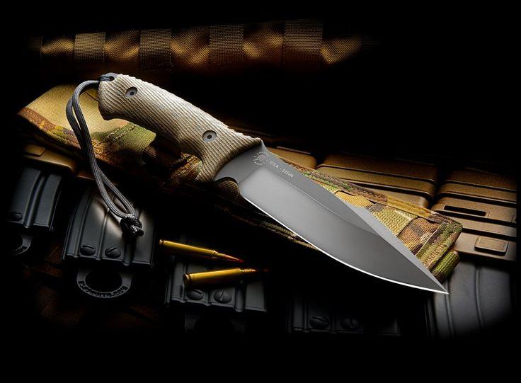 Spartan Blades Harsey Hunter Model II - Combat, Utility, Survival