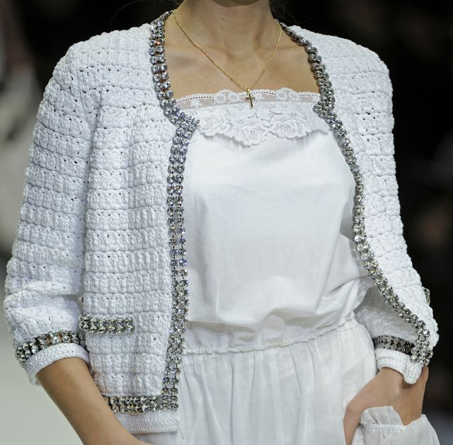 17 Best images about Chaquetas chanel on Pinterest ASOS ...