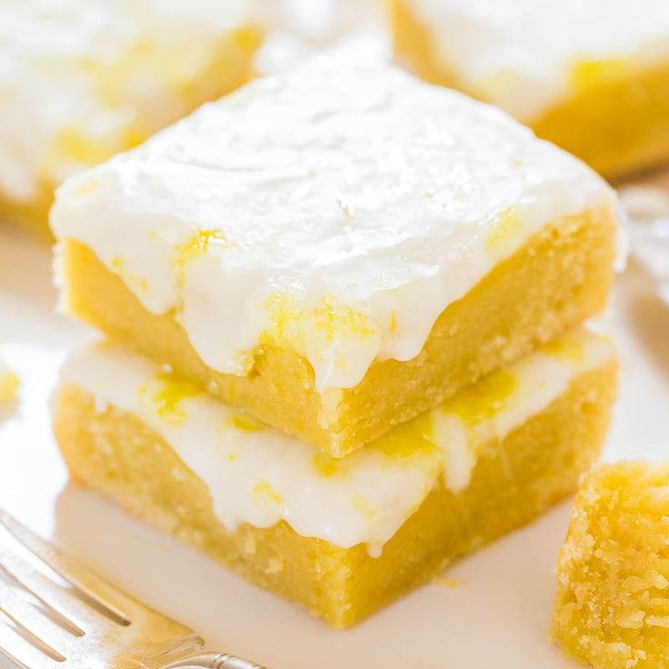 If you like lemon, you're going to love these bars. They're packed with bold lemon flavor and not for the faint of heart. I've seen recipes on Pinterest for similar bars that are calledlemon blondies,lemon brownies, orlemon lemonies. My fast, easy, no-mixer version is heavy on the lemon zing and lemoniesseems the most fitting. If …