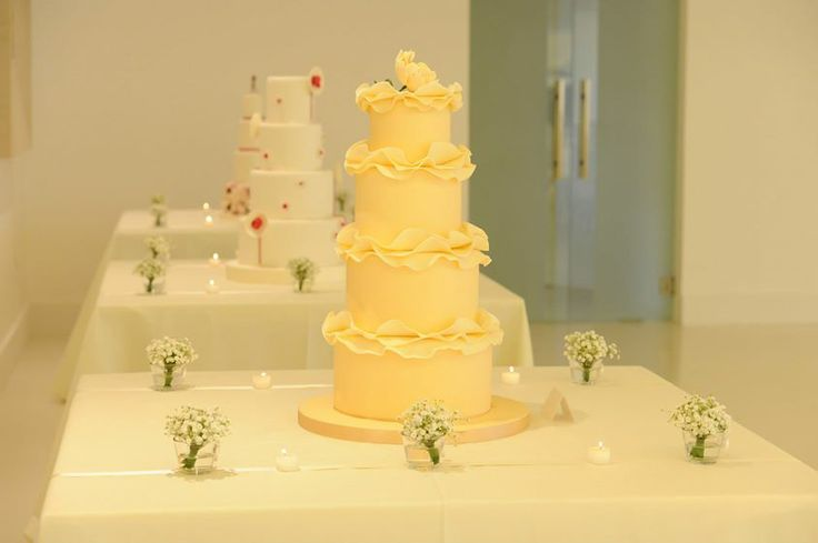 Le wedding cake Amatelier per il matrimonio!